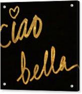 Darling Bella II Acrylic Print