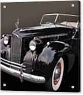 Darrin Cabriolet Acrylic Print by Bill Dutting