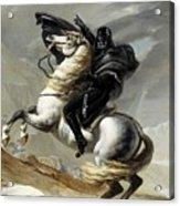 Darth Bonaparte Acrylic Print