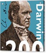 Darwin 200 Acrylic Print