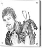 Daryl  Acrylic Print