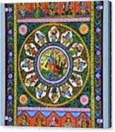 Dashavtar 2 Acrylic Print