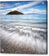 Dasia Island Acrylic Print