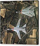 Dassault Mirage G8 Acrylic Print