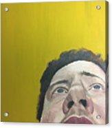 Dave Acrylic Print