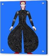 David Bowie - Moonage Daydream Acrylic Print
