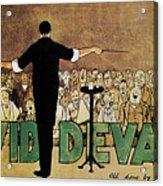 David Devant Poster C1910 Acrylic Print