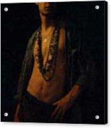 David.03 Acrylic Print