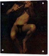 David.06 Acrylic Print