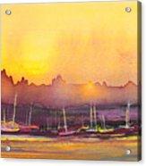 Dawn 10 Acrylic Print