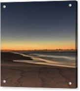 Dawn And The Sea Acrylic Print