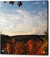 Dawn At Algonquin Park Canada Acrylic Print