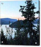 Dawn At Copper Island Acrylic Print