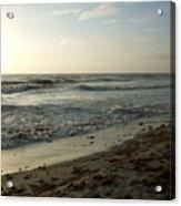 Dawn Beach Acrylic Print
