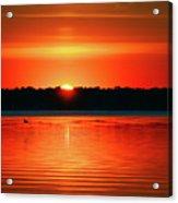 Dawn Early Light Acrylic Print