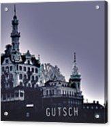 Dawn In Lucerne Acrylic Print