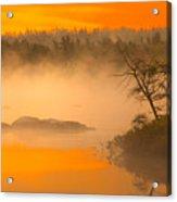 Dawn Mists Acrylic Print