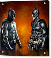 Dawn Of The Dark Knight Acrylic Print