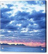 Dawn Over False Bay 2 Acrylic Print