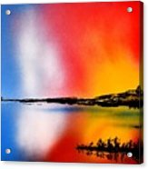 Dawn Twilight Acrylic Print