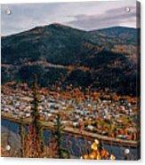 Dawson City - Yukon Acrylic Print