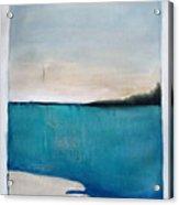 Daybreak On The Beach Acrylic Print