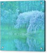 Daydream - Holmdel Park Acrylic Print