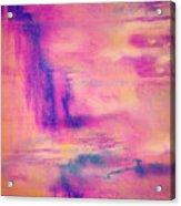 Days End Acrylic Print