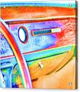 Days Gone By Acrylic Print