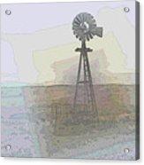 Days Of Wind Acrylic Print