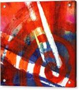 Daze Acrylic Print