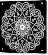 Dazzled Beads Acrylic Print