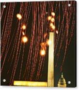 Dc Fireworks Acrylic Print
