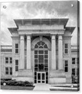 De Pauw University Emison Building Acrylic Print