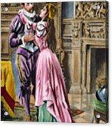 De Soto & Isabella, 1539 Acrylic Print