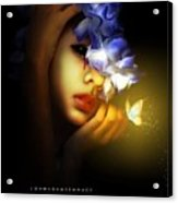 Dead Fairy Acrylic Print