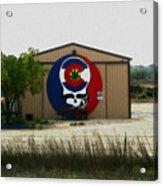 Dead Heads In Colorado Acrylic Print