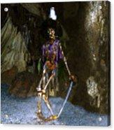 Dead Men Tell No Tells Acrylic Print by David Lee Thompson