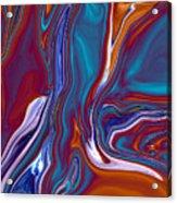 Dead Tree Abstract2 Acrylic Print