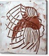 Dean - Tile Acrylic Print