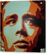 Dean  Acrylic Print