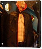 Dean Returns Acrylic Print