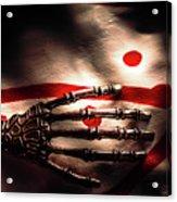 Death Metal Ai Acrylic Print