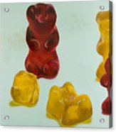 Death Of A Gummy Bear IIi Acrylic Print