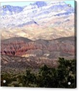 Death Valley 1 Acrylic Print