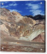 Death Valley 15 Acrylic Print