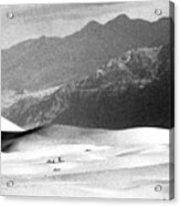 Death Valley 1977 Acrylic Print