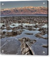 Death Valley 7 Acrylic Print
