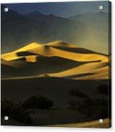 Death Valley California Symphony Of Light 4 Acrylic Print