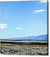 Death Valley California Acrylic Print